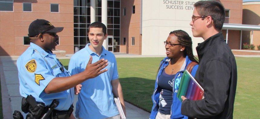 Campus Police De-escalation Training Public Safety Diversity Training